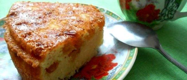 Рецепт сметанника на кефире с пошагово