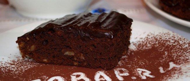 Торт брауни классический рецепт