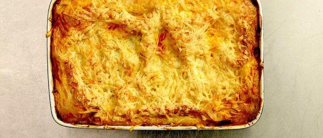 Рецепт лазаньи классической с фото пошагово в домашних условиях