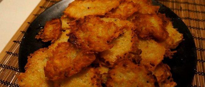 Рецепт драники картофельные с фаршем пошаговый рецепт с на сковороде