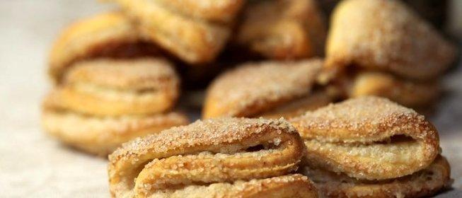 Быстрый рецепт домашнего печенья с фото