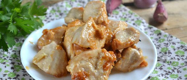 Пирог с творогом и бананами в духовке рецепт пошагово