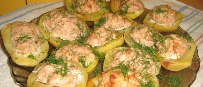 Картошка с фаршем рецепт с фото в домашних условиях