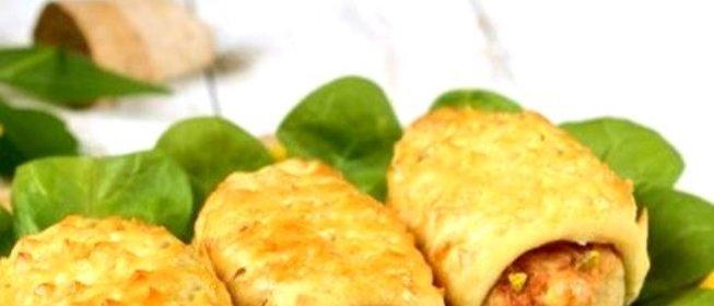 Котлеты в тесте духовке пошаговый рецепт с