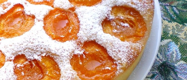 Пирог из творога в духовке на скорую руку с манкой рецепт