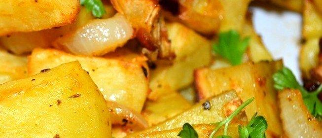Картошка по итальянски