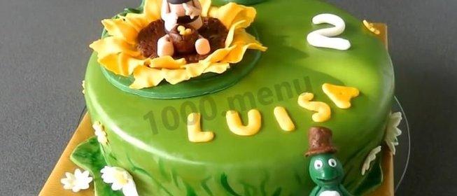 Рецепты тортов на день рождения с фотографиями
