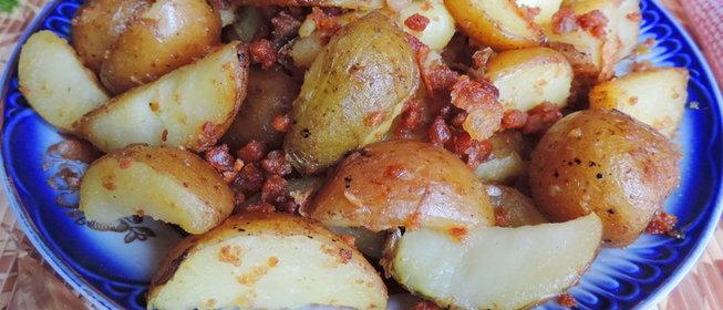 Рецепты с картофеля с фото пошагово