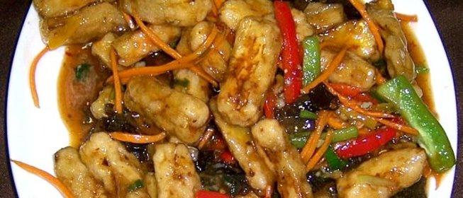 Китайская кухня баклажаны рецепты