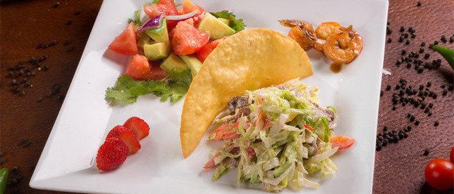 фото салата мехико