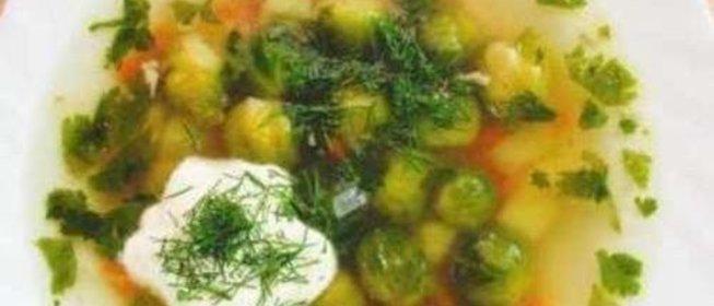 супы с брюссельской капустой контент молоденькими телочками