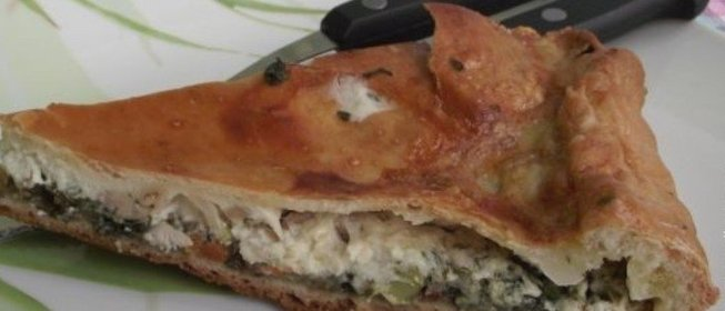 Рецепт пирога с мясом пошагово с