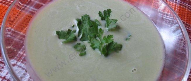 Суп из брокколи рецепт с пошаговый рецепт с