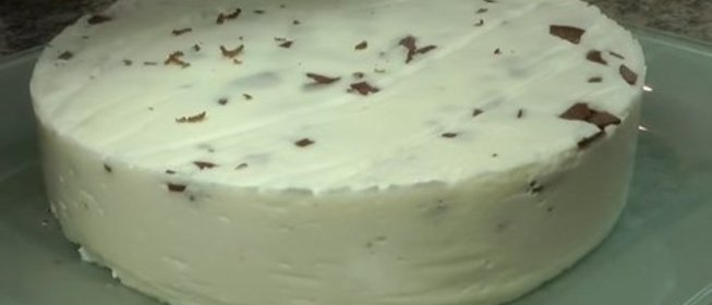 творожно йогуртовый торт рецепт с фото пошагово