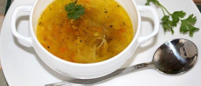Суп лапша куриная рецепт пошаговый с фото