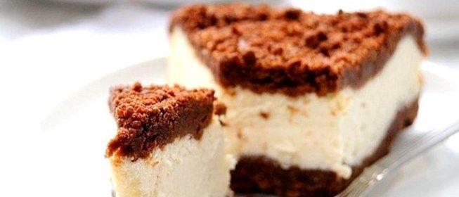 Пирог с творожной начинкой рецепт с пошаговый
