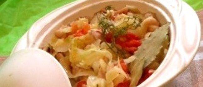 Диетическое блюдо в горшочках рецепты с фото