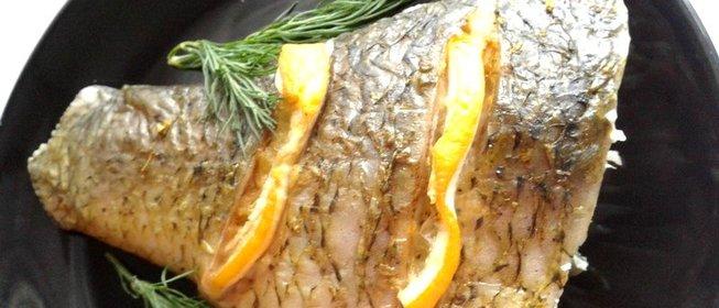 Рецепты из карпа пошагово в духовке