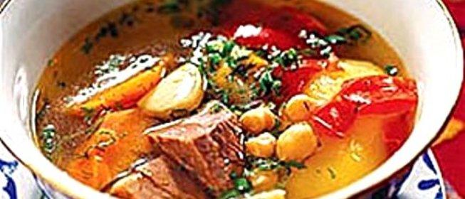 Как приготовить шурпу рецепт из свинины