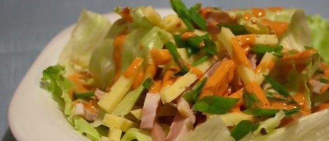 Прага салат классический рецепт с пошагово
