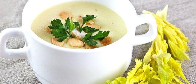 Диетический крем-суп Диеты для похудения и диетические