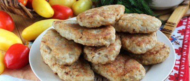 котлеты гречаники рецепт с фото