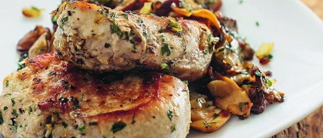 Быстрое приготовление блюда из свинины рецепты с фото