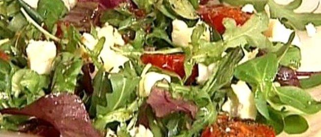 Классические итальянские салатыы