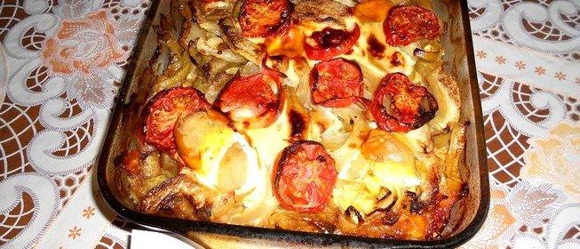 Жареные кабачки в духовке рецепт с фото