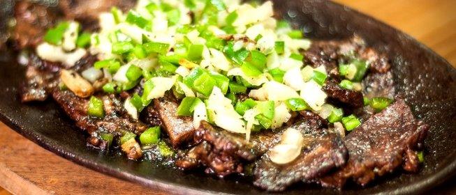 Мясо по-испански рецепт с фото пошагово