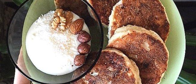 Сырники с шоколадом пошаговый рецепт