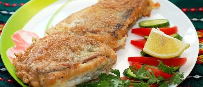 Вторые блюда из судака рецепты