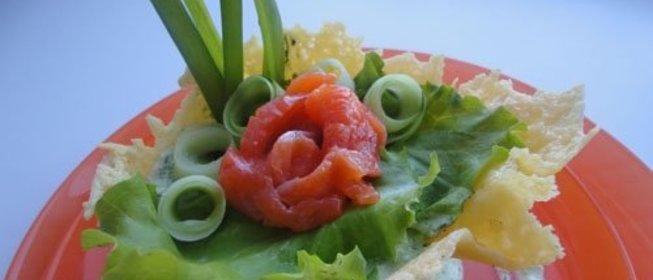 Салат наслаждение пошаговый рецепт с фото