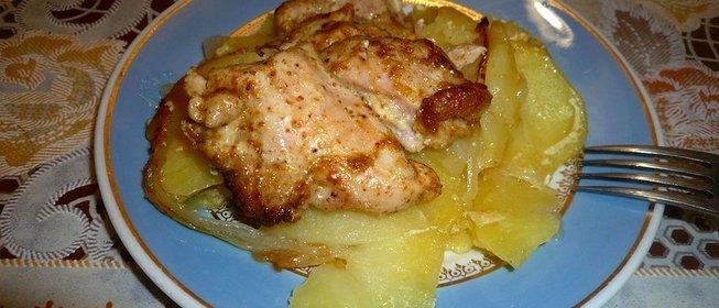 Куриные филе рецепты в мультиварке с пошагово