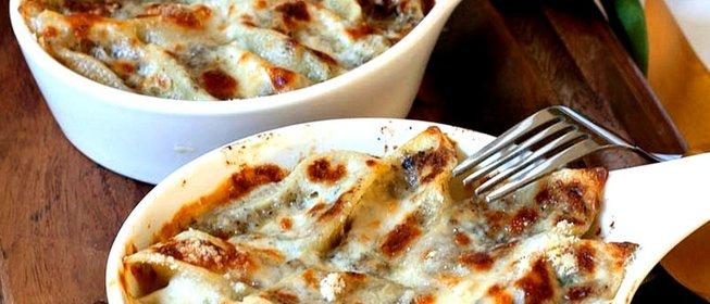 Кабачки со сметаной и сыром рецепт