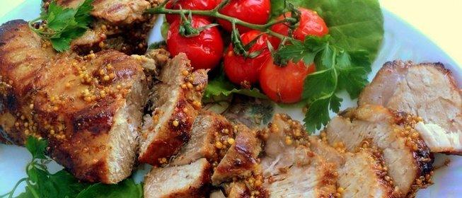 Рецепты свинины фото пошагового приготовления