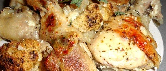 куриные пошаговый фото рецепт