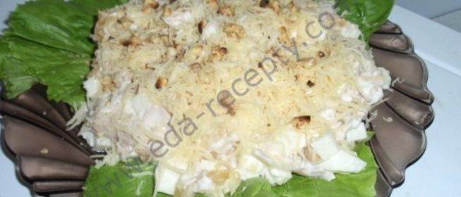 Салаты рецепты с фото с пошаговым приготовлением