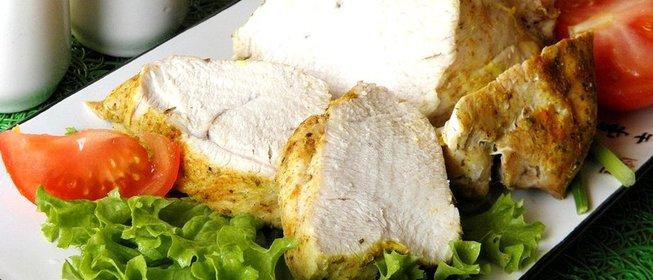 Как вкусно запечь филе индейки в духовке