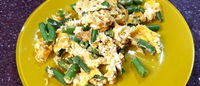 Блюда со стручковой фасолью рецепты с фото