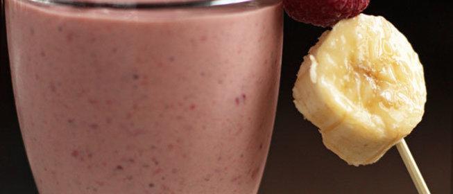 Пошаговый рецепт молочного коктейля с
