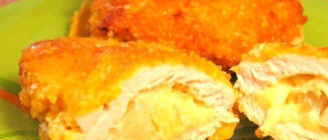 Пошаговые рецепты свинины с ананасами