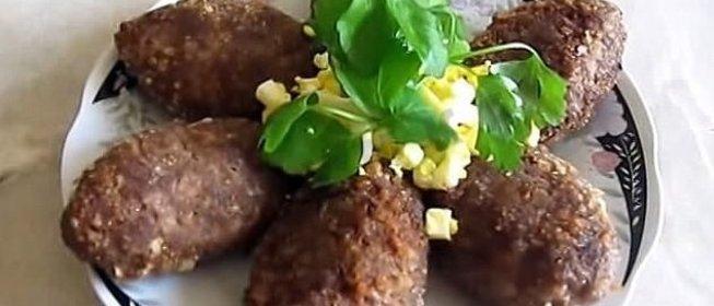Рецепт зразы с яйцом в духовке рецепт с пошагово