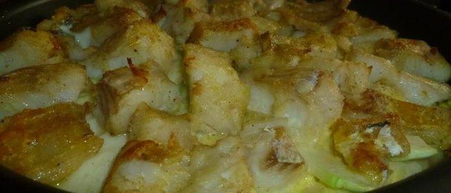 Треска в духовке рецепты с пошаговый рецепт