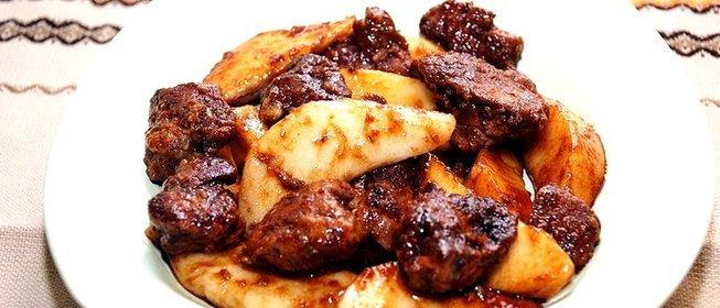 Рецепт приготовления куриной печени на сковороде пошаговый рецепт