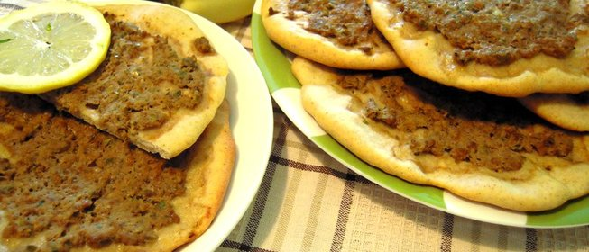 Армянский ламаджо рецепт с пошагово в