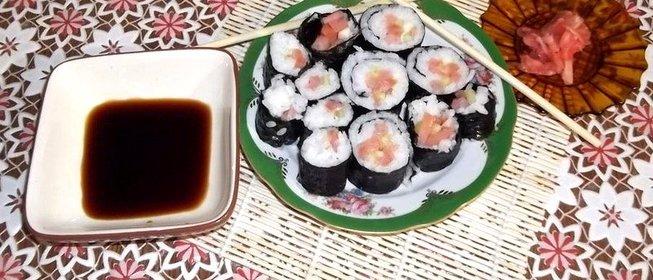 Японская кухня рецепты с пошаговым