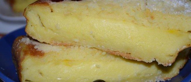 Умное пирожное рецепт с фото в мультиварке