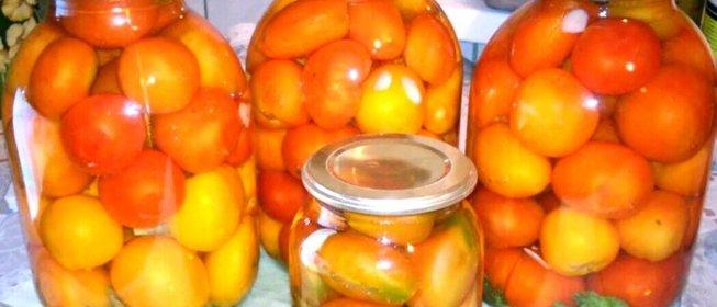 Томат из помидор рецепт с пошагово
