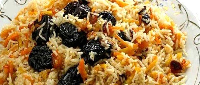 Азербайджанский плов рецепт пошагово